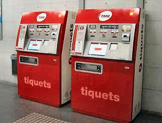 Máquinas de Tickets